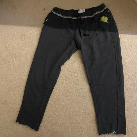Super cute and comfy dark grey sweatpants